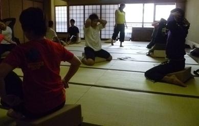 20101218フレックスクッションストレッチ伊藤まどか先生3