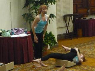 200909 Inner IDEA Pilates with Flexcushion