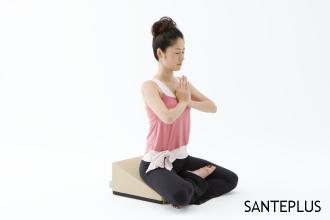 Yoga with Flexcushion
